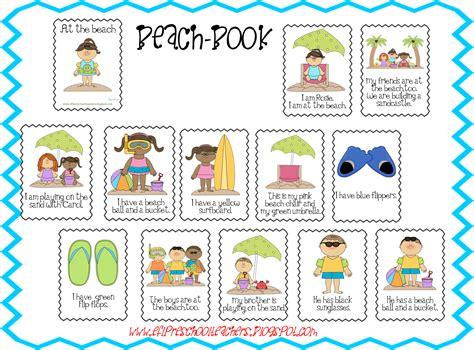 Kindergarten Themes Esl | esl efl preschool teachers beach theme