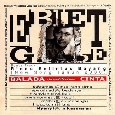 ebiet g ade cinta dikereta biru malam mp3 download ebiet g ade best of the best full album
