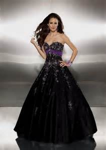 black and dark purple prom dresses world dresses