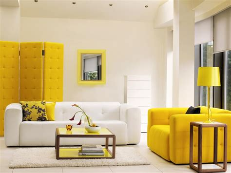 Yellow Living Room Decor with Yellow Summer Decorating Ideas 187 Room Decorating Ideas