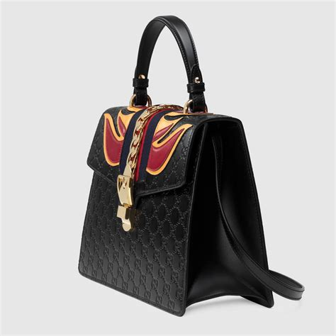 gucci bag sylvie gucci signature bag gucci monogramming