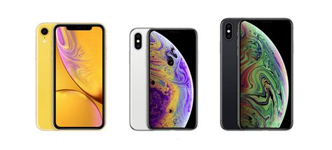 iphone xr vs iphone xs vs iphone xs max spec comparison business insides