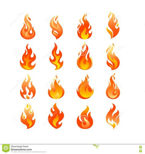 fire flame template www pixshark com images galleries