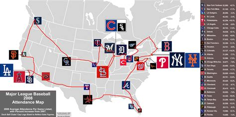 mlb map mlb montreal on the road