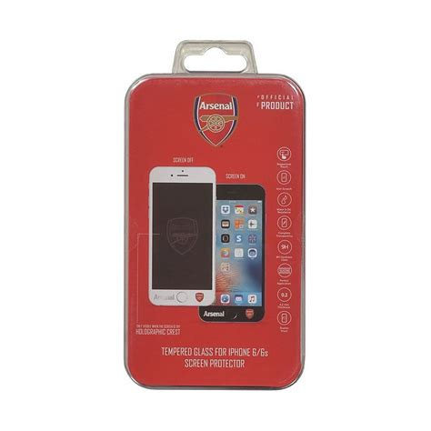 Cannon Arsenal Iphone 6 6s Custom arsenal iphone 6 6s strength screen protector official store