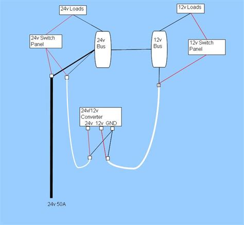 24v boat wiring diagram php 24v wiring exles and