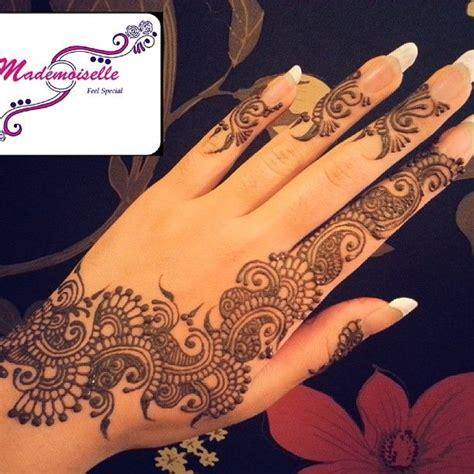 henna tattoo hand einfach photo taken by professional mehndi ink361 henna