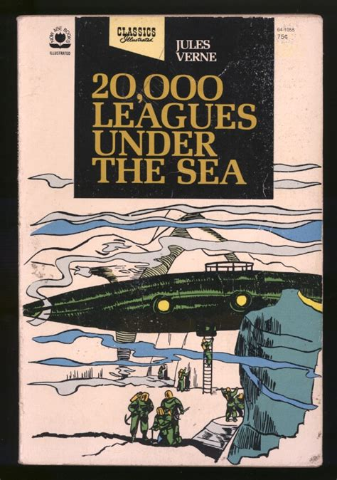 20 000 leagues the sea books my ate my homework julio verne