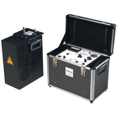 high voltage testing instruments high voltage inc vlf 6022cm 62kv vlf ac hipot tester