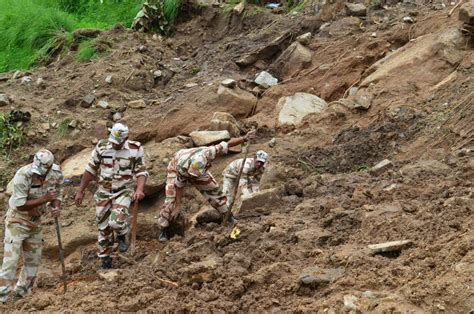 Uttarakhand Search India Floods 80 000 Affected In Assam Search For Missing Continues In Uttarakhand