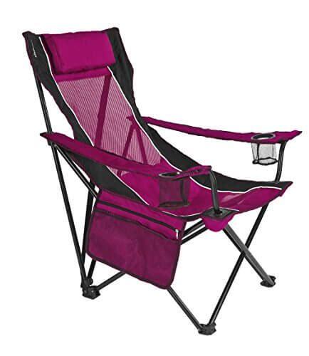 Sling Folding Chairs by Kijaro Sling Folding Chair Insteading