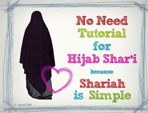 tutorial hijab menurut syar i tutorial for hijab syar i muslim pinterest islamic