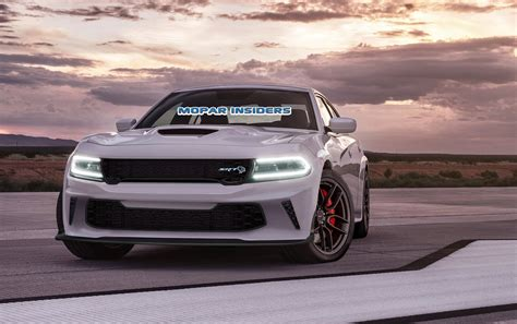 Jeep Daytona 2020 by Scoop 2020 Dodge Charger Will Get Widebody With Two