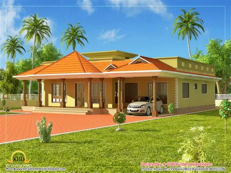 single floor house plans kerala style kerala style single story house beautiful house designs