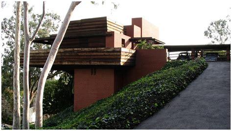 Sturges House 1939 By Architect Frank Lloyd Wright Skyeway   sturges house brentwood l a by architect frank lloyd wright