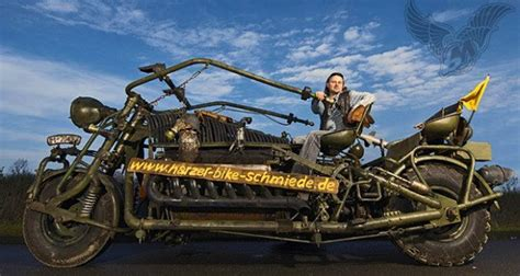 Hamburger Motorrad Tage 2014 Karten by Harzer Bike Schmiede Bikes T