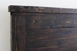 white reclaimed wood headboard cal king diy projects