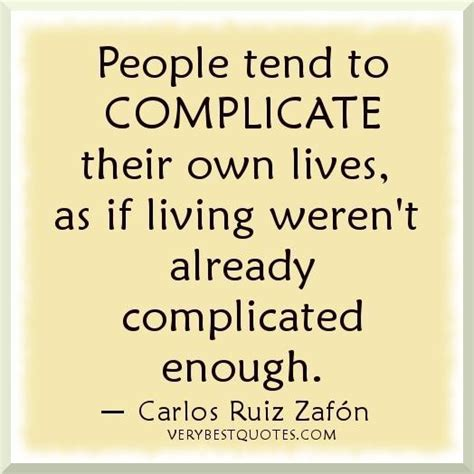 As If Dating Werent Complicated Enough by Lessons Tend To Complicate Their Own Lives As