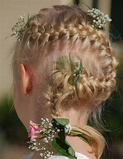 girl hairstyles for wedding flowergirl hairstyles flowergirl hairstyle hairstyles