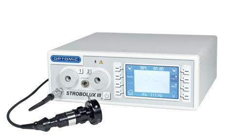 medical led light source ent optomic strobolux iii stroboscope light source and