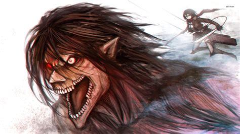 wallpaper keren attack on titan eren yeager attack on titan wallpaper anime wallpapers