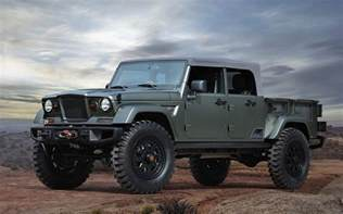 2018 jeep wrangler confirmed to spawn crew cab pickup truck   autoevolution