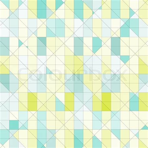 pastel pattern illustrator abstract geometric pattern pastel colored stock vector