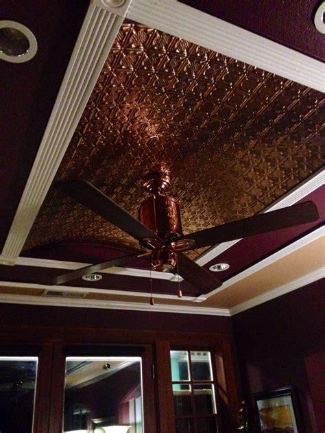 polished copper ceiling fan 24 best tiles images on pinterest bathrooms