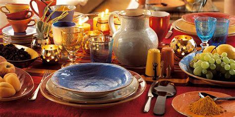 tavola vigilia di natale la tavola di natale apparecchiatura informale la casa