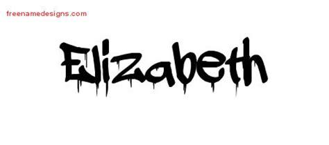 tattoo lettering elizabeth elizabeth archives page 2 of 2 free name designs