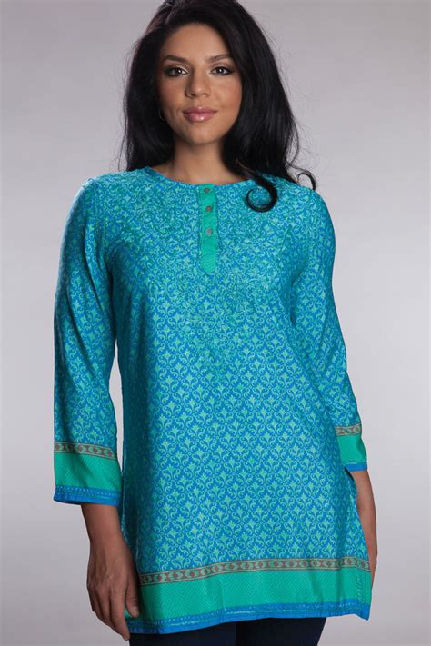 Embroidery Tunic silk embroidered tunic top with embroidery from india