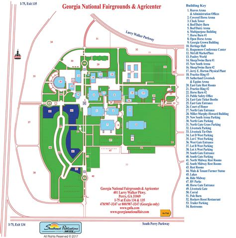 Uga Find National Fairground Agricenter Find Cgrounds Near Perry