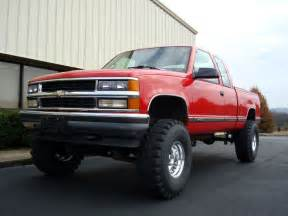 clean 95 98 chevy silverado k1500 4x4 chevy trucks