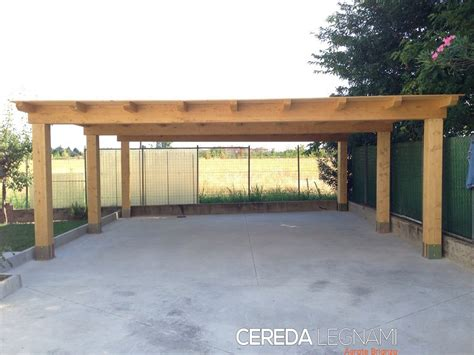 tettoia di legno tettoia auto in legno con tettoie per auto legno costruire