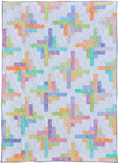 pastel quilt pattern whirlygig pattern jelly roll pattern gotta try this one