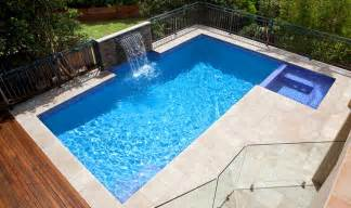 Backyard Pools Sydney Swimming Pool Spa Sydney Contemporary Pool