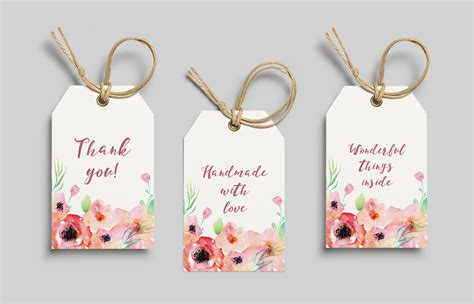 Gift Tags Printable