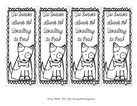 printable bookmarks black and white 3 6 free resources printable bookmarks