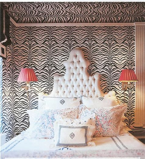 cheetah print wallpaper for bedroom animal print in 33 chic and modern bedroom designs rilane