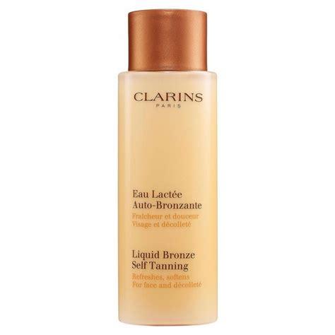 Clarins Liquid Bronze Self by Clarins Liquid Bronze Self Tanning 125 Ml