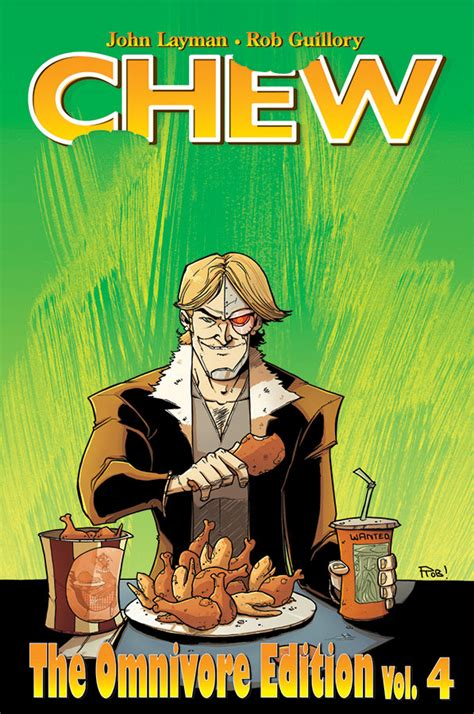 chew omnivore edition volume chew omnivore edition vol 4 hc releases image comics