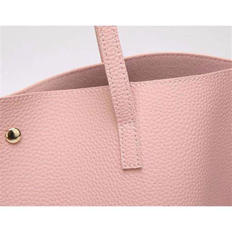 Tas Wanita Bag Kulit Domba Warna Baby Pink Kode Shp020 tas selempang kulit halus shoulder bag wanita pink