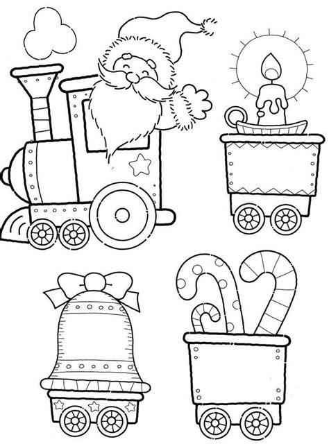blank santa coloring page blank train coloring pages az coloring pages santa train
