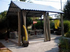Patio Covers With Metal Roof Metal Roof Patio Cover Designs Patio Ideas And Patio Design