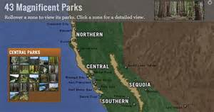 explore 7 more redwood parks on interactive map save the