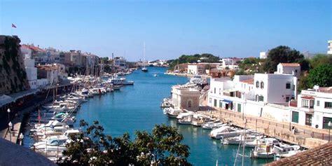 apartamentos en ciudadela menorca ciutadella unas vacaciones de ensue 241 o en menorca