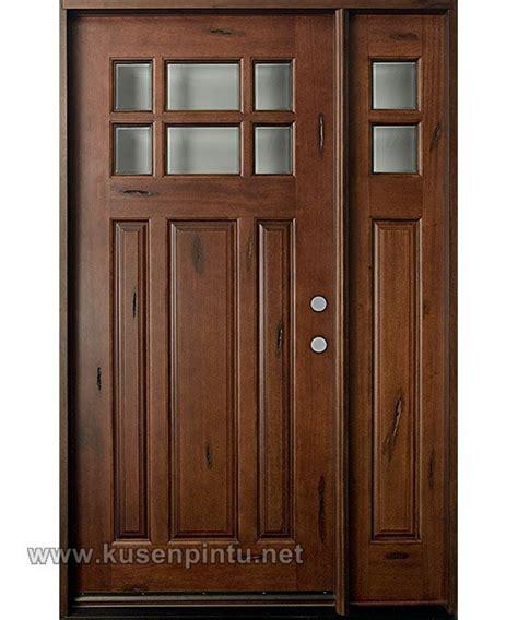 design pintu rumah kayu pin pintu kayu kusen geser on pinterest