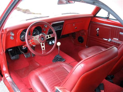1967 Firebird Interior by 1967 Pontiac Firebird 2 Door Coupe 152031