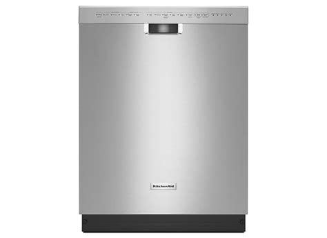 Kitchenaid Dishwasher Kdte104ess Kitchenaid Kdfe204ess Dishwasher Prices Consumer Reports