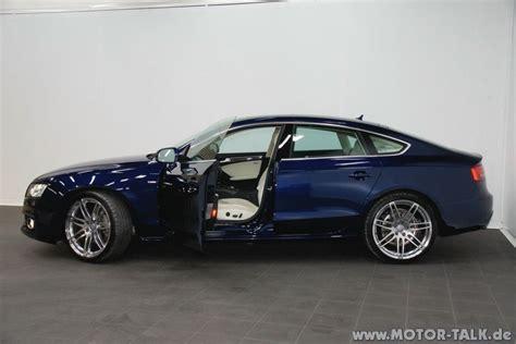 Audi A5 Farben by Sportback Blau Farbe Sportback Audi A5 B8 205689026